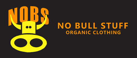 NO BULL STUFF Organic Clothing